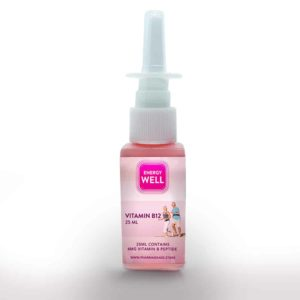 Energy Wellbeing Nasal Spray